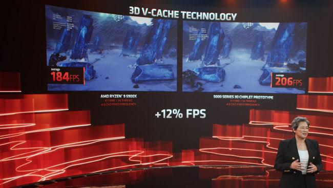 एक Ryzen 9 5900X . पर गियर्स 5 में AMD 3D V-Cache गेमिंग प्रदर्शन