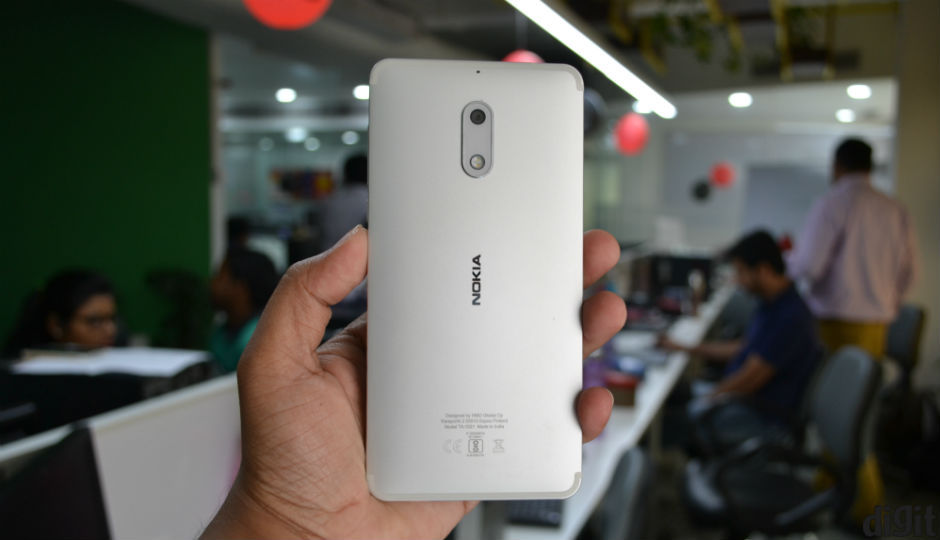 Nokia 6 with 4GB RAM/64GB ROM launched as Flipkart exclusive devi...