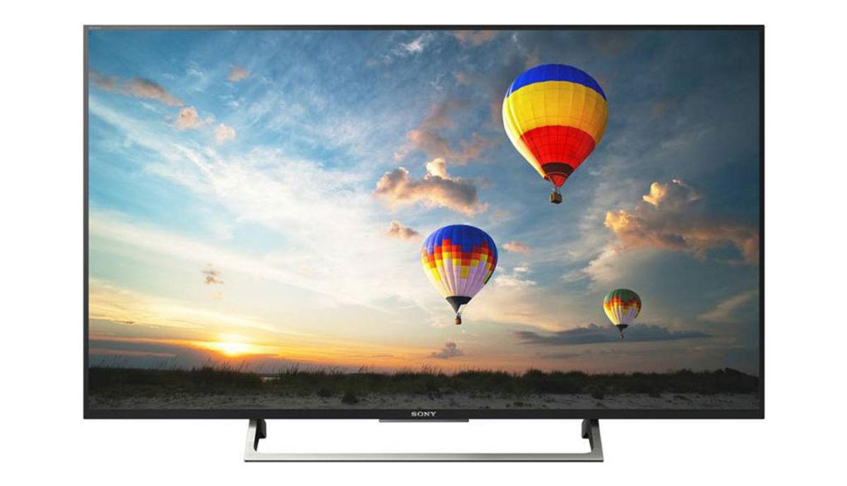 Sony 43 inches Smart 4K LED TV (KD-43X8200E)