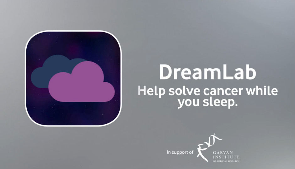 DreamLab app to help speed up cancer research