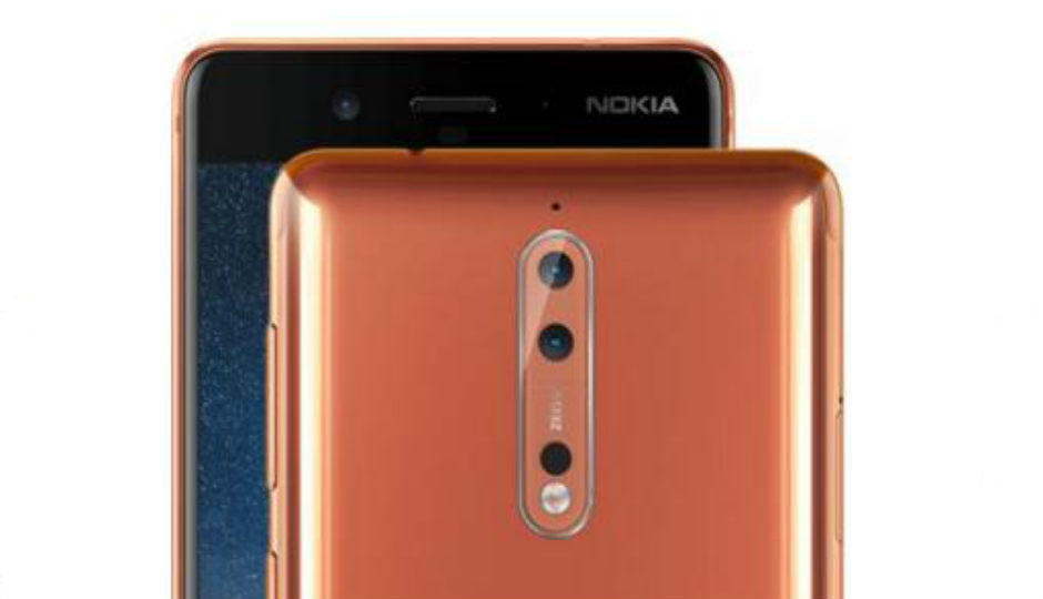 Nokia 8 Android 9 Pie update delayed in India due to issues with VoLTE: HMD Global CPO