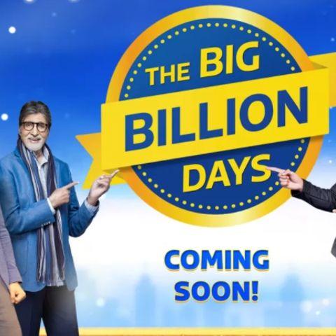 Flipkart Big Billion Days 2021