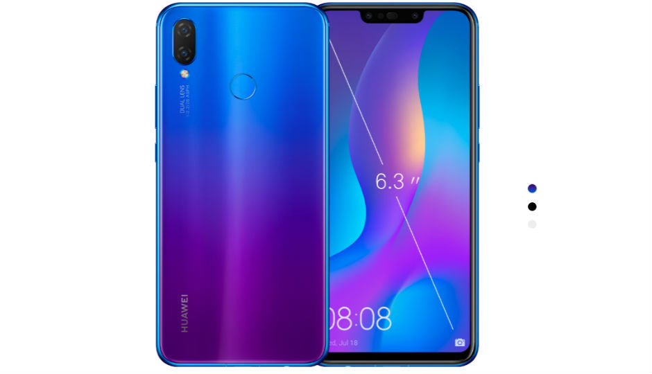 Huawei Nova 3i Launched With New Kirin 710 Chipset And