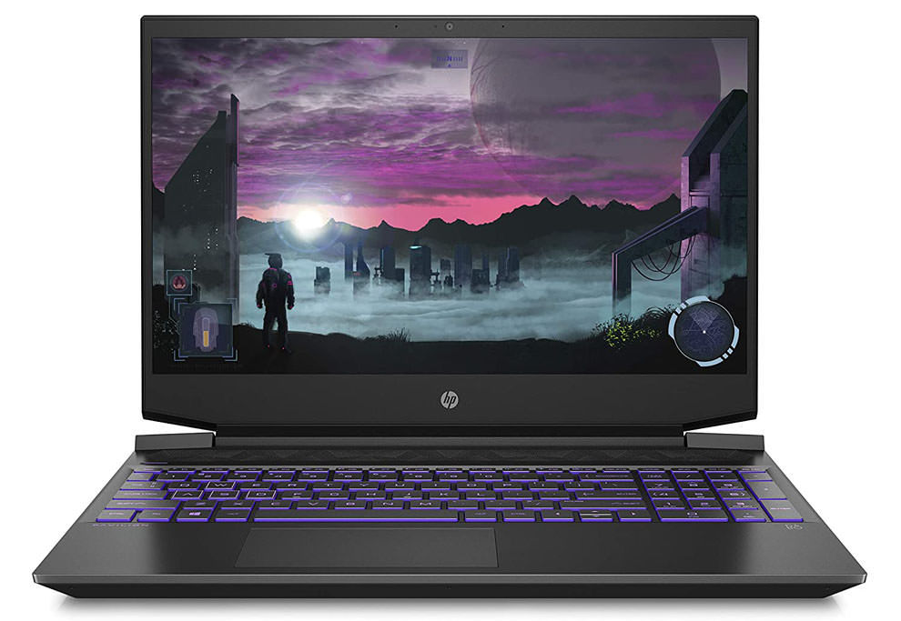HP Pavillion Gaming 15 is one of the best budget gaming laptops in India