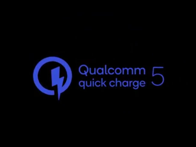 Qualcomm Quick Charge 5 can go from Zero to 50 % in 5 minutes
