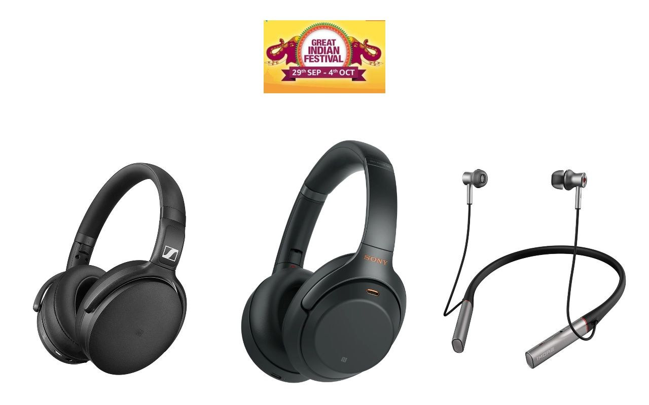Amazon Great Indian Festival Sale Top 5 Headphone Deals Digit