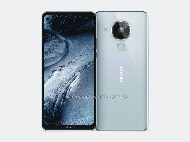 Nokia 7.3 renders leaked online