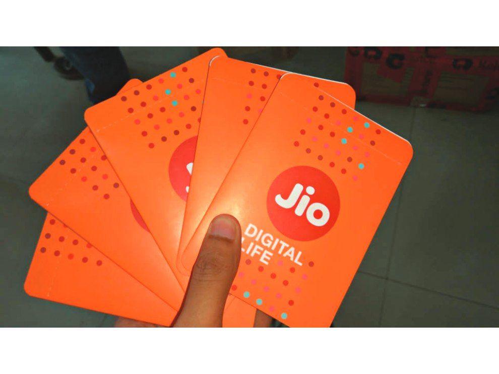 Jio Recharge Packs