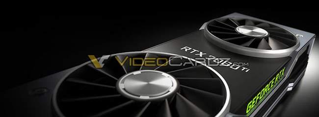 NVIDIA RTX 2080 Ti Render Image Gamescom 2018