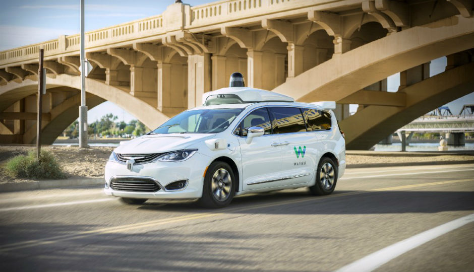 Googles Waymo launches first commercial autonomous ride-share service
