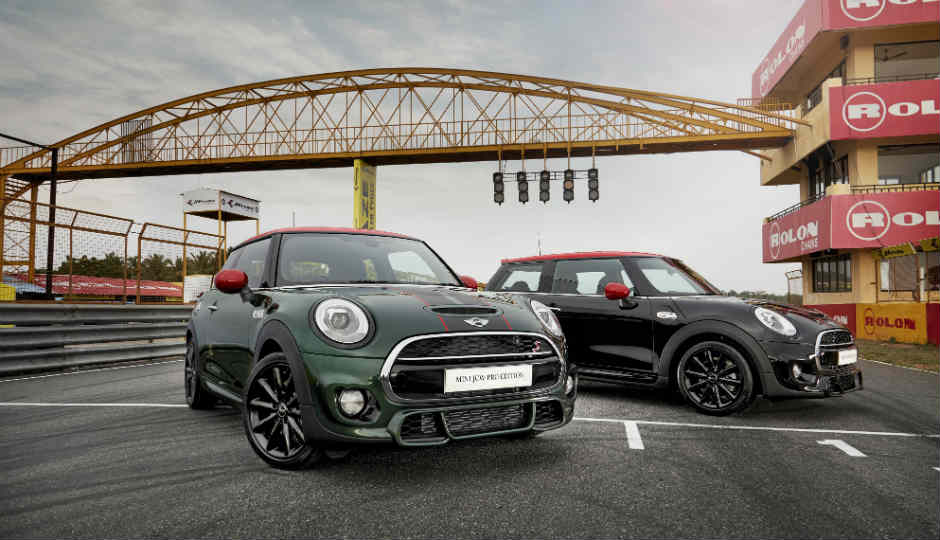 Mini premieres the JCW Pro Edition hot hatch on Amazon India at Rs 439 lac