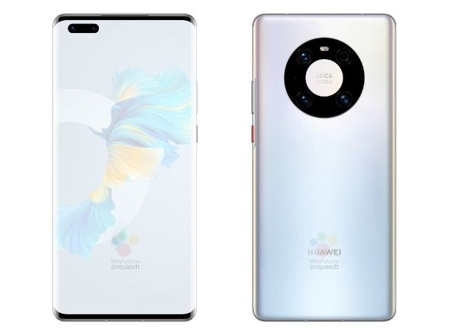 Huawei Mate 40 Pro price leaked ahead of launch