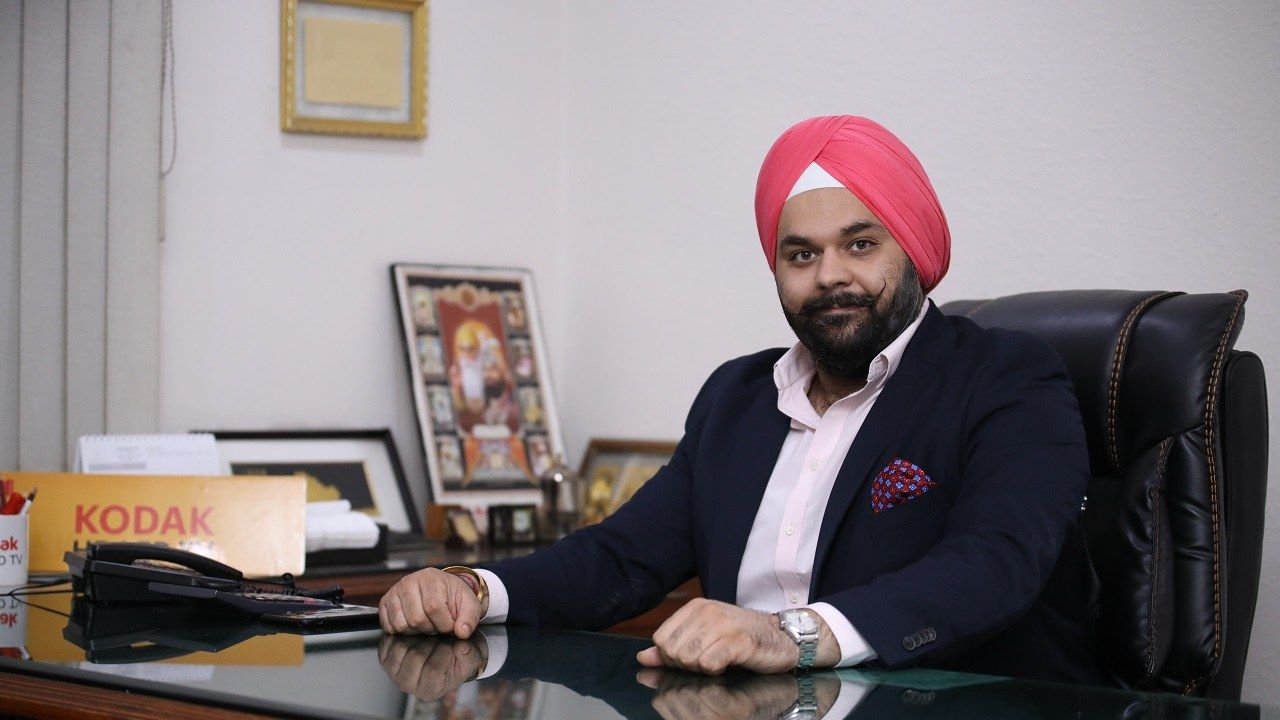 Avneet Singh Marwah of Super Plastronics talks about the future of the Smart TV industry