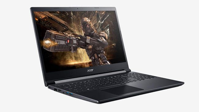 Acer Aspire 7 Intel 9th Gen AMD Ryzen 3000 Gaming laptop