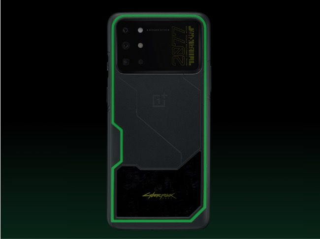 OnePlus 8T Cyberpunk 2077 special edition officially launched