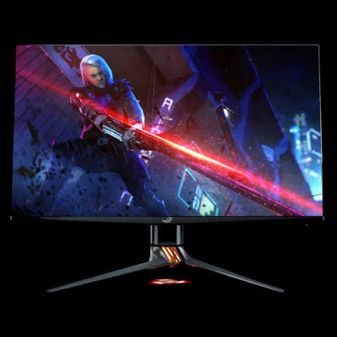 CES 2020: ASUS ROG Swift 4K monitor with 360Hz, support for Nvidia G-sync announced