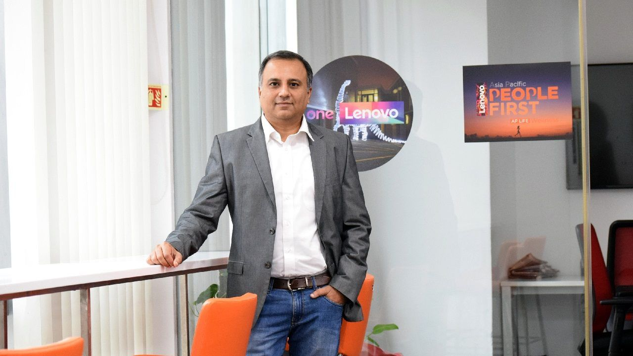 Shailendra Katyal of Lenovo India talks about the future of technology in the next 20 years