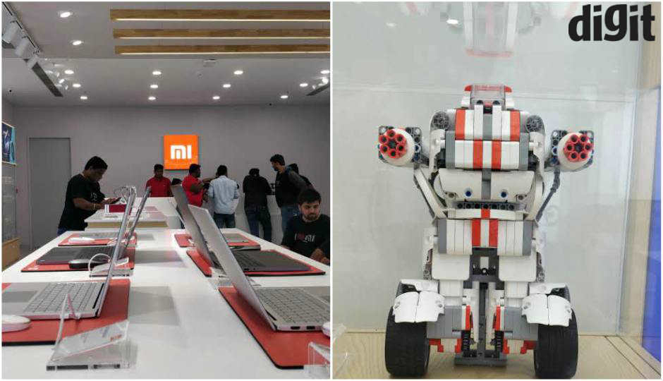 Xiaomi S First Mi Home Experience Store Opens In Chennai