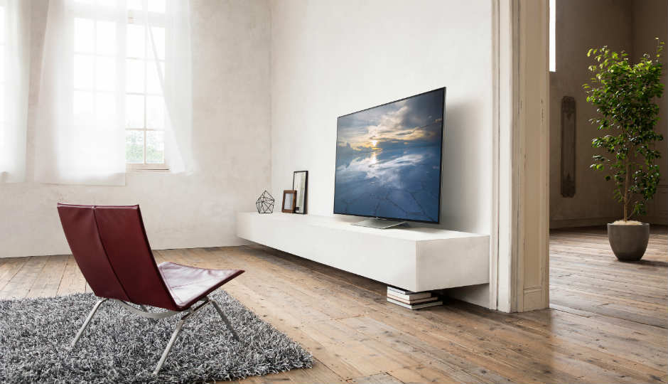 Sony launches, new lineup of Bravia 4K HDR TVs in India