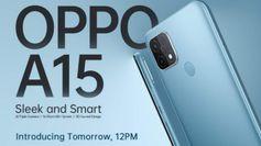 Oppo के बजट स्मार्टफोन OPPO A15 की कीमत में हुई भारी कटौती, खरीदने का सही मौक़ा