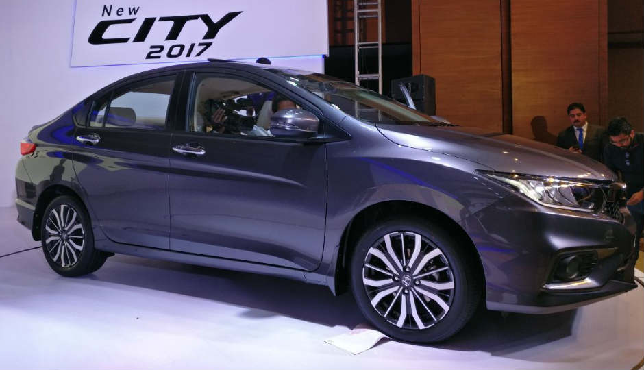 A Look At The Technology And Electronics In The New Honda City 20.