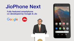 JioPhone Next to be 'world's most affordable smartphone'; Available starting September 10