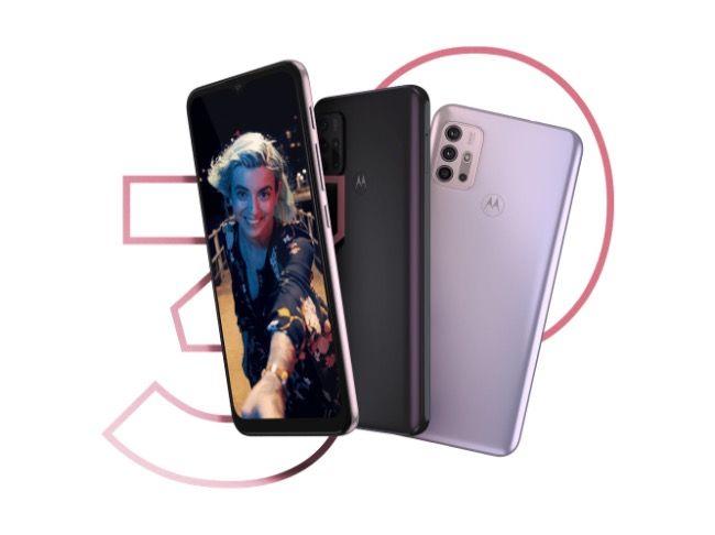 Motorola Moto G30 specifications