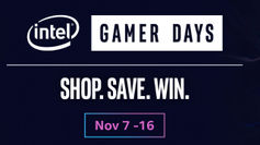 Intel Gamer Days offering massive discounts and freebies on gaming hardware