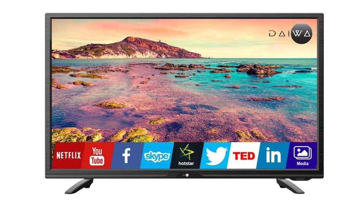 Daiwa 32 ಇಂಚುಗಳು Smart HD Ready LED TV