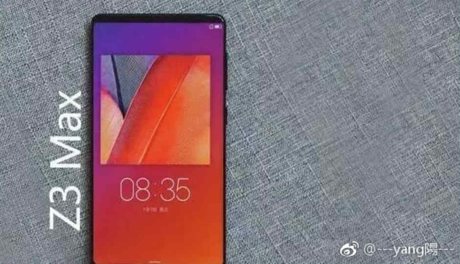 Lenovo ZUK Z3 Max leaked screenshot suggests Snapdragon 836, 8GB...