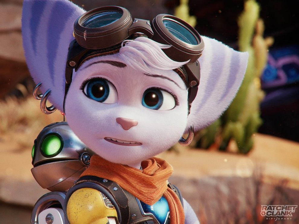 Ratchet and Clank Releases for the PS5 on June 11.