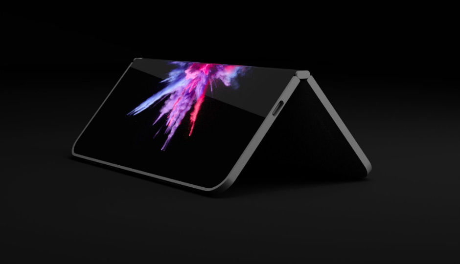 Microsoft Could Release Foldable Andromeda Smartphone In