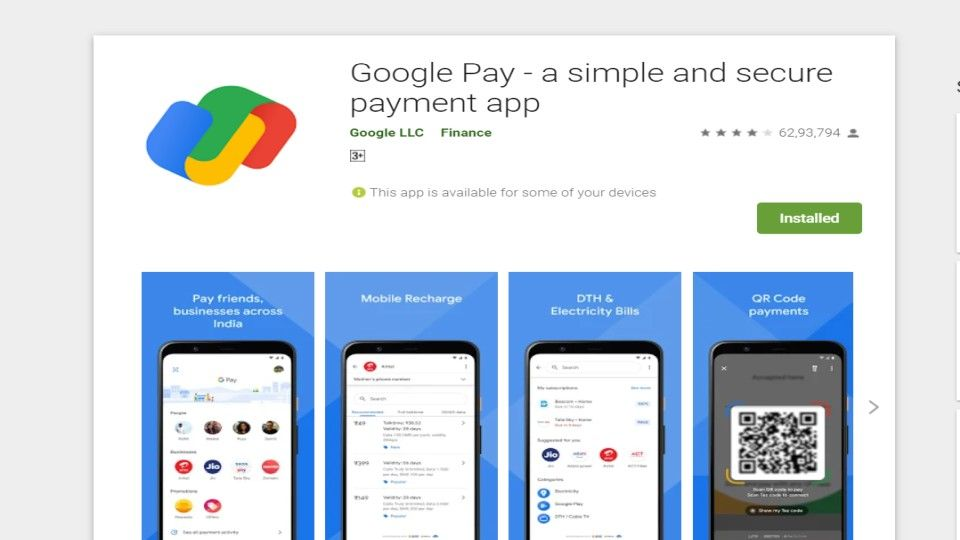 How to set up Google Pay on your mobile phone