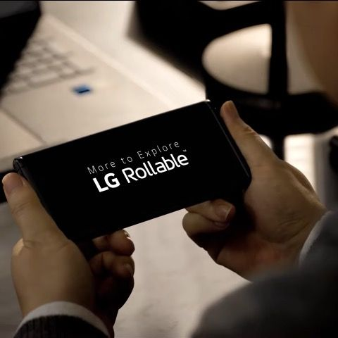 LG Rollable is here to take on foldable phones, launching later this year
