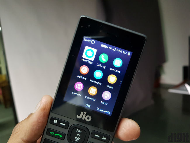 Reliance is looking to relaunch the JioPhone