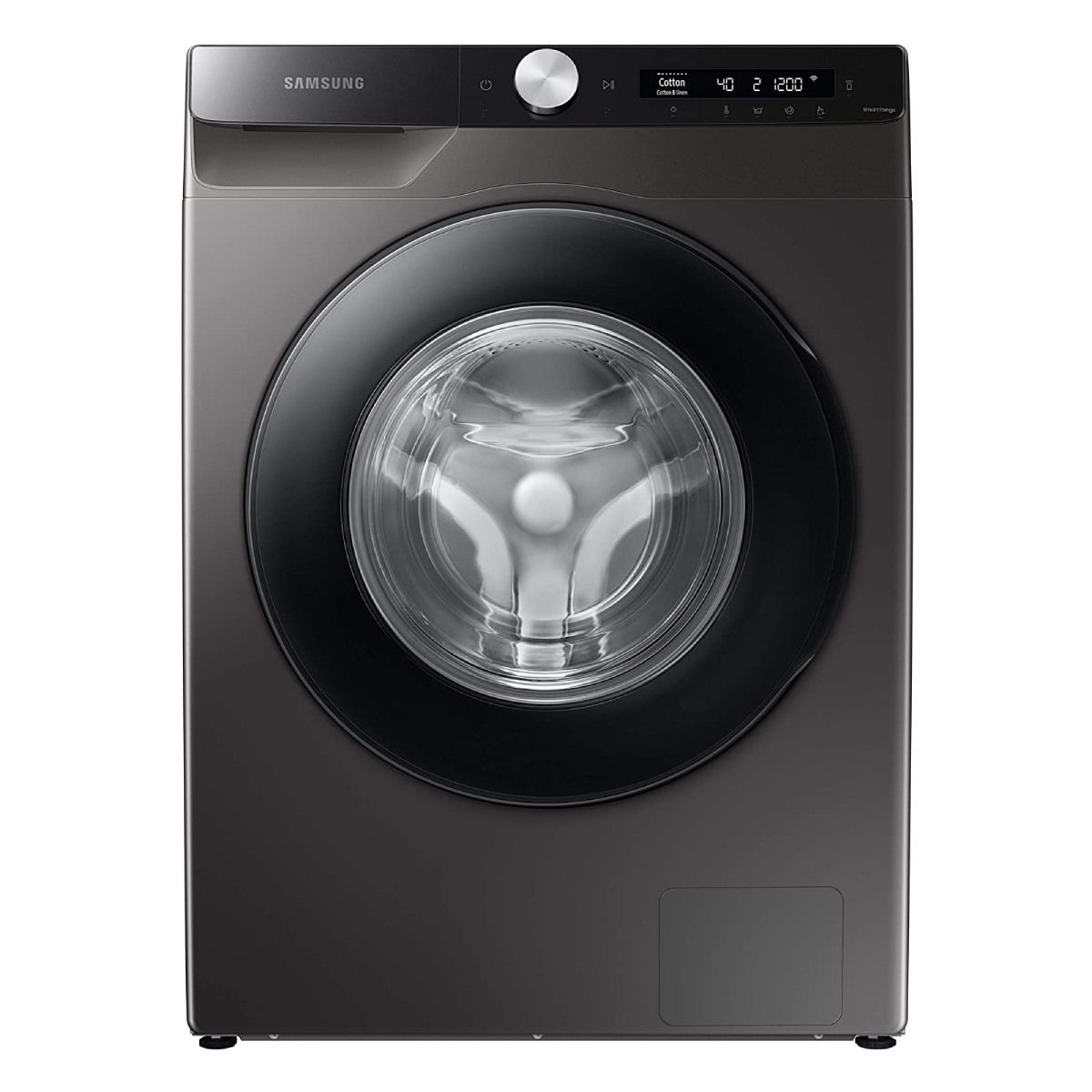 Samsung 7 Kg Wi-Fi Enabled Inverter Fully-Automatic Front Loading Washing Machine (WW70T502DAX)