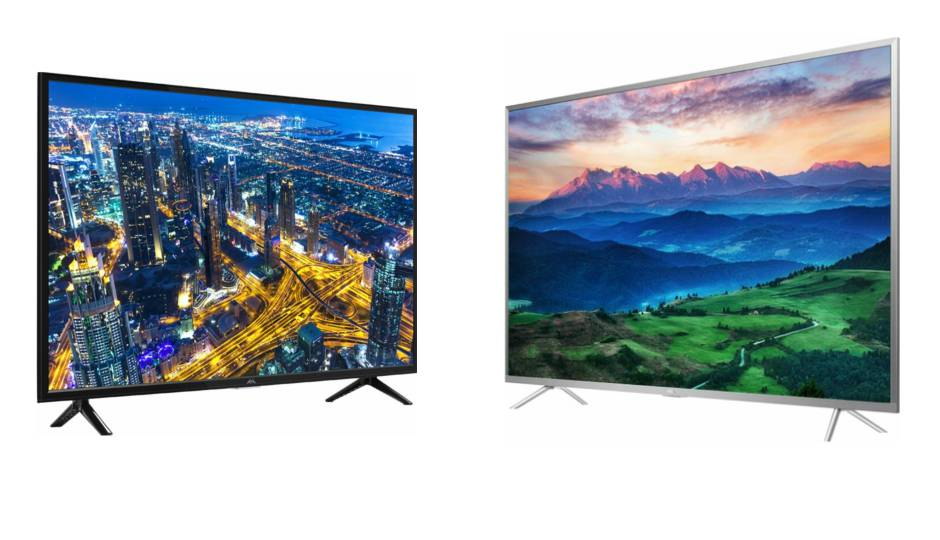 Tcl Iffalcon Smart Tv Range Launched In India Starting At Rs 13499