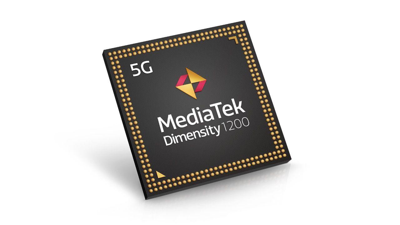 MediaTek announces 6nm Dimensity 1200 and Dimensity 1100 5G chipsets