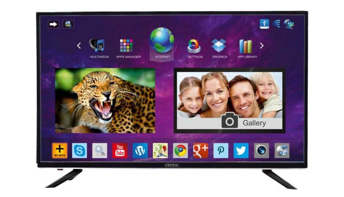 ಒನಿಡಾ 39.6 ಇಂಚುಗಳು Smart Full HD LED TV