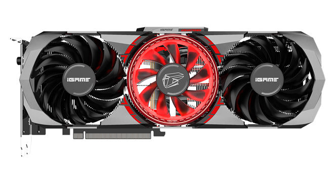 COLORFUL NB RTX 30 Graphics Cards Ampere