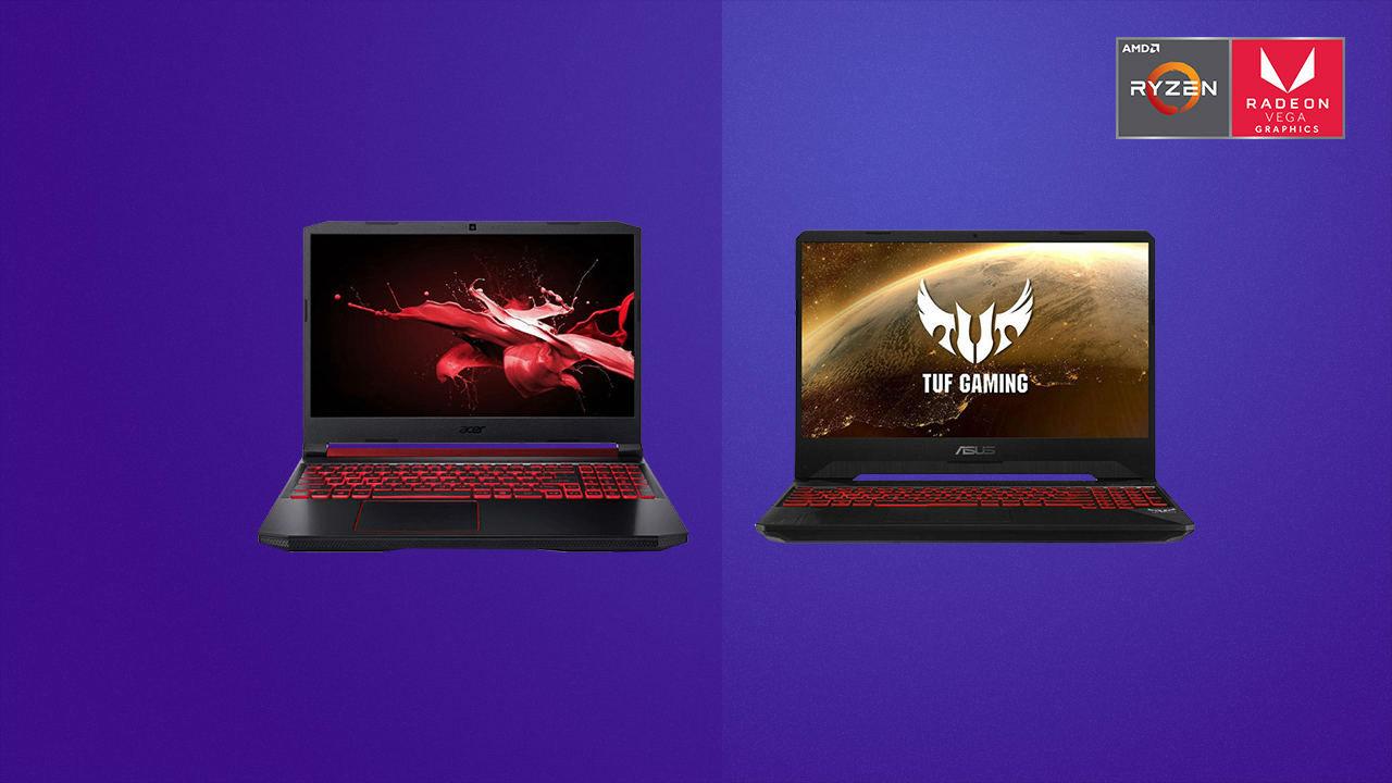 Best AMD Ryzen-powered gaming laptops this sale season