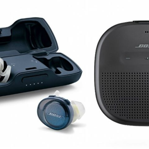 Bose SoundSport Free wireless headphones, SoundLink Micro Bluetooth speaker launched at Rs 18,990, Rs 8,990