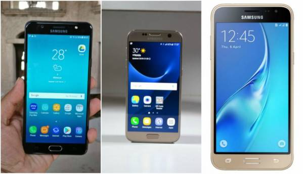 Flipkart's Samsung Carnival Sale: Discounts on Galaxy S7, Galaxy J3 Pro, Galaxy On Max and more