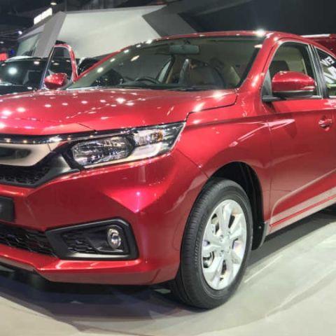 Honda launches new Amaze, Civic, CR-V in India at Auto Expo 2018