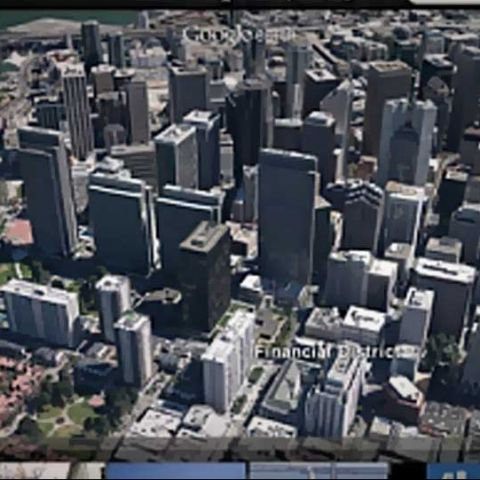 Google Earth App For Ios Updated With 3d Maps High Resolution