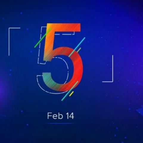 Xiaomi Redmi Note 5 launching on Feb 14, will be a Flipkart Exclusive