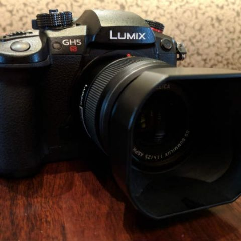 Panasonic Lumix GH5s first impressions: More efficient videography