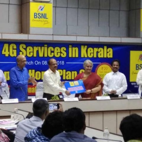 BSNL starts rolling out 4G services in Kerala, plans to expand to other regions soon