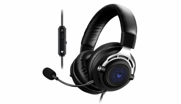 Rapoo VPRO VH150 gaming headset with LED backlighting launched in India