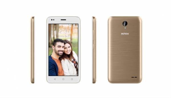 Intex launches Aqua Lions T1 Lite smartphone at Rs 3,899